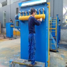 工業廠房脈沖袋式除塵器的特點及選型根據