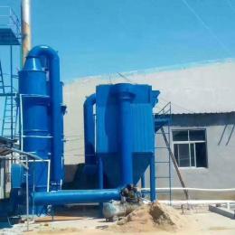 铸造厂1吨半中频电炉除尘器生产厂家
