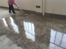 嘉定地面翻砂清漆地面固化密封处理价格