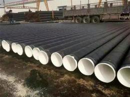 环氧煤沥青防腐螺旋钢管