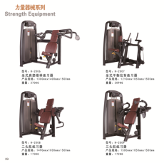 商用力量器械生產廠家 坐式平衡拉背練習器