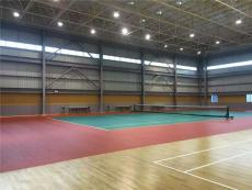 贵州体育木地板具有的优缺点介绍