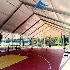 籃球足球賽事篷房體育賽事蓬房廠家生產定制