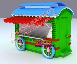 广州街景店车移动售货亭厂家