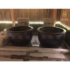 景德镇陶瓷沐浴缸 陶瓷泡澡缸 温泉洗浴缸