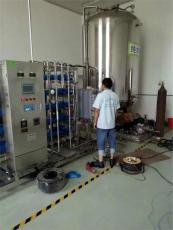 纯化水设备的用水要求
