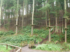 贵州穿越丛林拓展设备价格项目定制厂家供