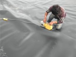 垃圾填埋场防渗膜土工膜用多厚的规格价格