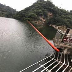 高分子栏漂排水上拦污排安装