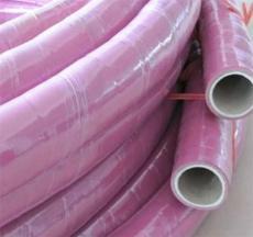 夾布白色橡膠管A廣華夾布白色橡膠管廠家