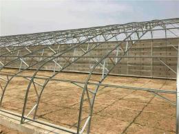 建一亩地冬暖式双膜骨架日光温室多少钱