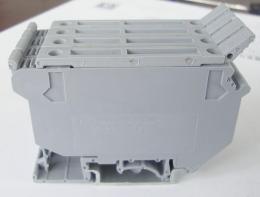 UK5-HESI保险丝端子UK5/RD熔断型端子