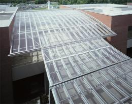 雨棚材料耐力板  耐力板特點  耐力板重量