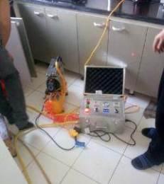 北京门头沟区地暖清洗吹水