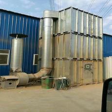 山東木器廠布袋除塵器的規格參數
