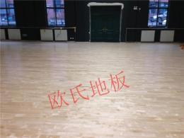 福建省福清市 体育运动木地板厂家施工效果