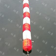 水利工程配套水面拦截垃圾浮筒厂家
