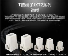 T型接线端子JXT2-240导线分流器JXT2-185