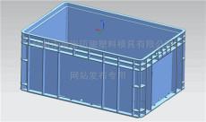 倉儲周轉箱開模定制廠家 注塑模具加工制造