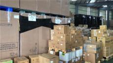 广东省发货至香港 吨车整车运输 香港专线