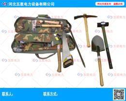 河北五星组合工具包生产厂家定制19件套救援