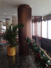 別墅酒店KTV展廳建筑用不銹鋼包柱 來圖定制
