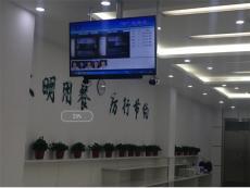 河南海一电子动态人脸识别自助餐式就餐系统