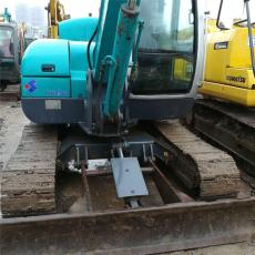 二手山河70挖掘機工程機械