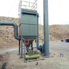 礦山破碎機脈沖布袋除塵器的價格分析