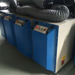 供應電焊二保焊等廢氣處理焊煙機
