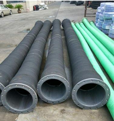 橡胶钢丝管A郸城橡胶钢丝管厂家生产批发