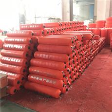 直徑60公分管式攔污排塑料攔漂排加工