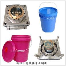 塑料水桶模具制作流程
