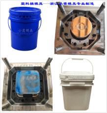 乳胶桶塑料模具 设计