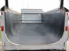 自卸车增滑板一种新型材料的诞生