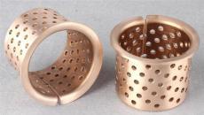 青銅布孔軸承