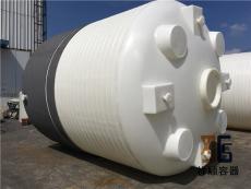 25立方圆柱塑料桶/25吨抗腐?#21561;?#22609;料桶PE料