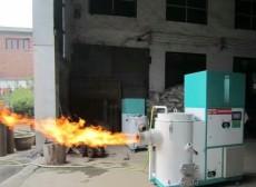 生物质颗粒燃烧机型号供应