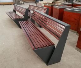 不锈钢塑木长椅 广州番禺哪里有卖塑木长椅
