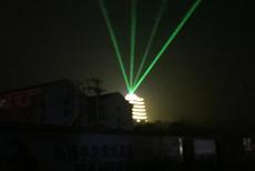 楼顶激光灯地标激光灯户外激光灯景区激光灯