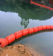水上漂浮物拦截系统拦漂浮排价格