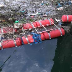 进水口塑料拦漂工程塑胶拦污浮桶