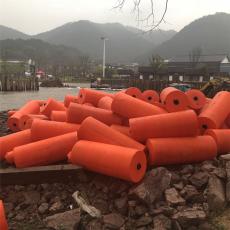 水库自升降塑料拦漂排设施厂家
