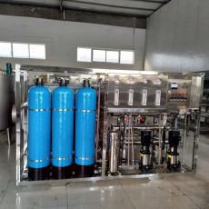 河南洛阳千业环保设备厂家直销反渗透设备