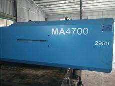 二手海天注塑機MA470噸伺服電機
