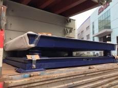 15米地磅工厂称重3X15米100吨地磅