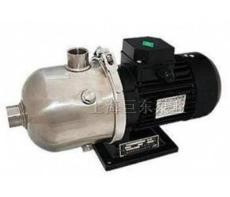 CHL轻型卧式多级管道离心泵