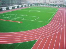 北京環保透氣型跑道 復合型塑膠跑道 奧麗奇