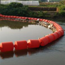 悬浮式拦污导漂塑料拦污浮体批发