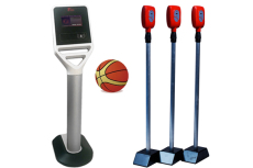 體育考試籃球運球測試儀